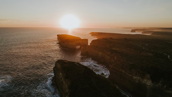 Port Campbell, Australia: Sunset