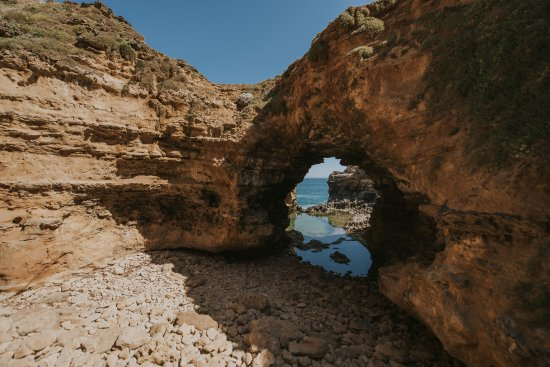 Port Campbell, Australia: The Grotto