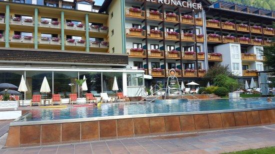 Das Ronacher - Therme & Spa Resort : Hotel Ronacher