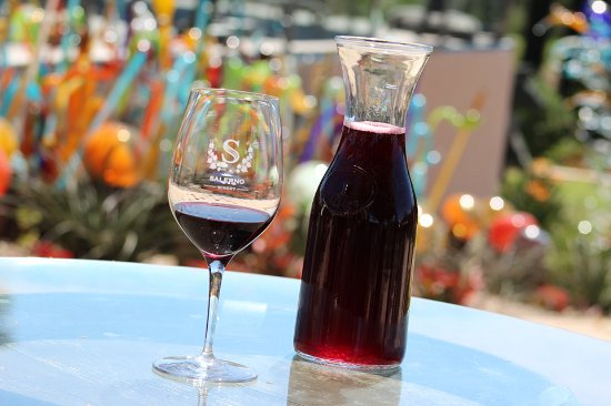 Ramona, CA: Salerno Winery