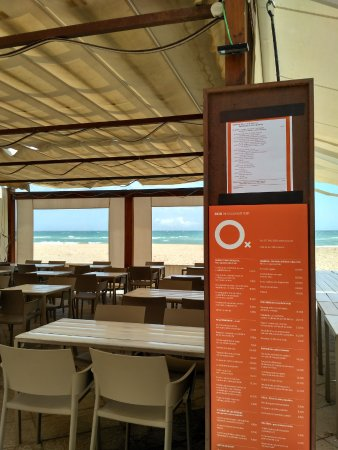Торредембарра, Испания: primera linea de mar