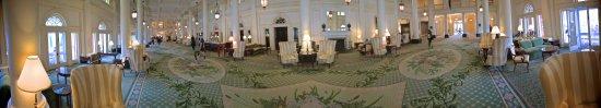 ฮอตสปริงส์, เวอร์จิเนีย: Great Hall