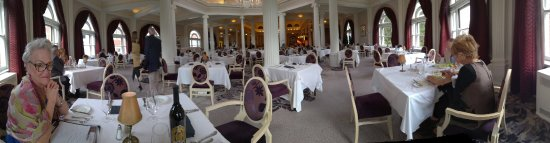 Hot Springs, Wirginia: Main dining room