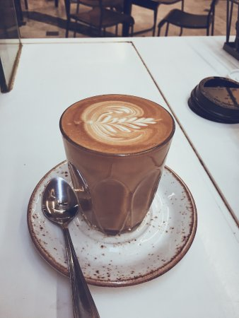 Greater London, UK: Latte