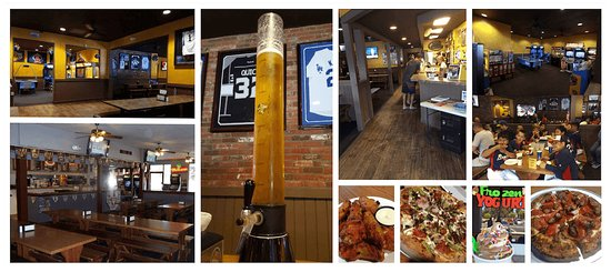 family restaurant fountain valley pizza, wings, game room, sports tv, beer, NFL Sunday Ticket