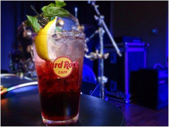 Tonic BOOM, Hard Rock Cafe Glasgow