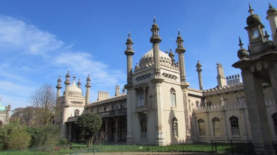 Pabellón Real: The Royal Pavilion , Brighton