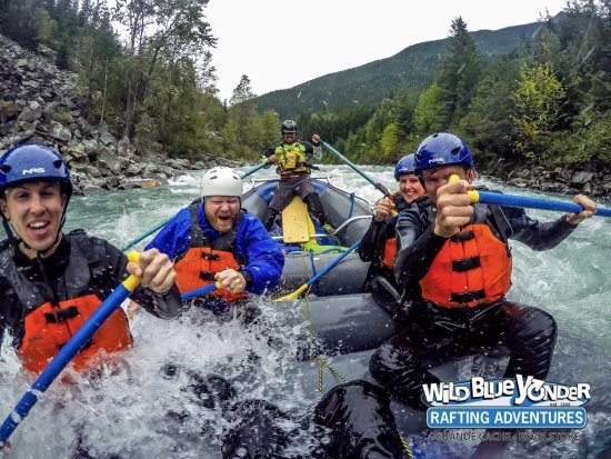 ‪Wild Blue Yonder Rafting Adventures‬