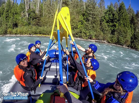 Revelstoke, Kanada: Wild Blue Yonder is dedicated to providing a safe and fun outdoor experience.