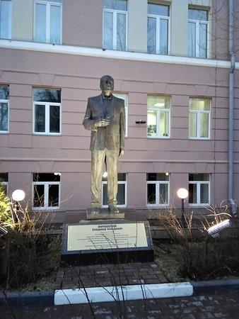 Zhirinovskiy Statue