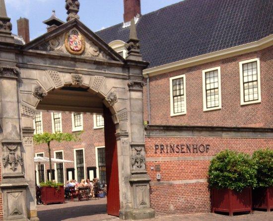 Prinsenhof Hotel Photo
