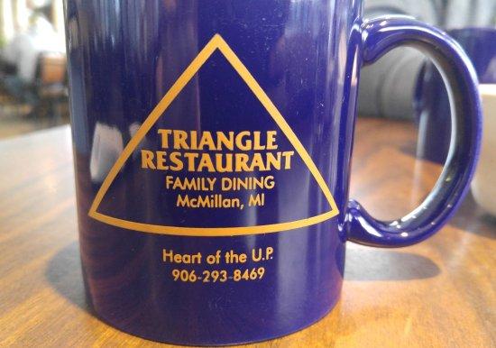 McMillan, Μίσιγκαν: Triangle Restaurant