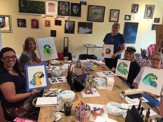 Southlake, TX: Watercolor Class