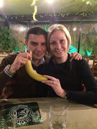 Nicolosi, إيطاليا: Gorilla Theme Pub