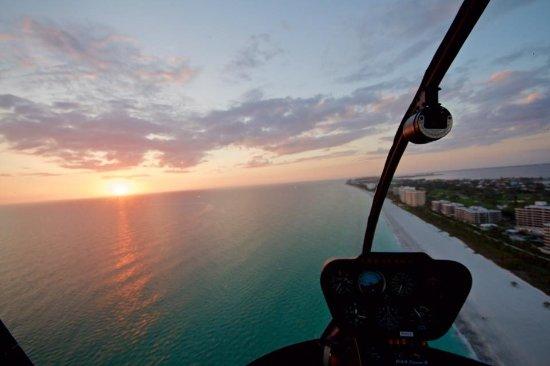 Along The Beach Of Sarasota  Picture Of Heli Aviation Sarasota  TripAdvisor