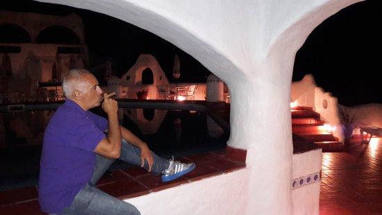 Club Hotel Casapueblo: Noche con encanto