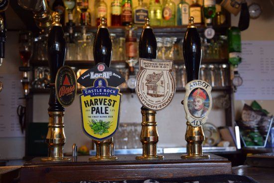 Nottinghamshire, UK: delicious drought beers