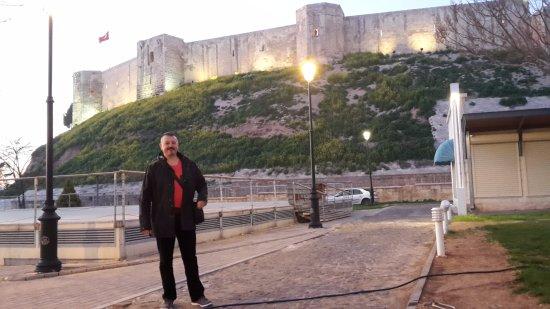 Safir Otel : io presso castello di gaziantep