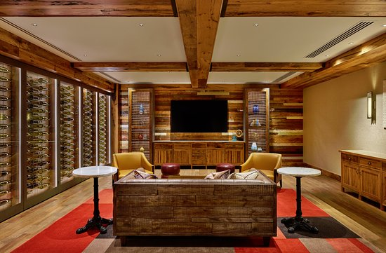 Barrel Room - Picture of The Nines, a Luxury Collection Hotel ...