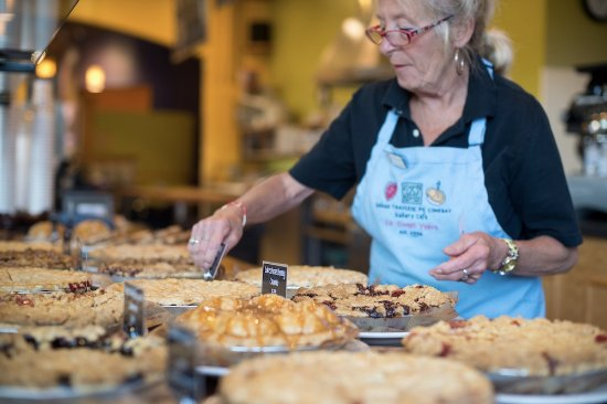 Grand Traverse Pie Co.: Fresh baked pies