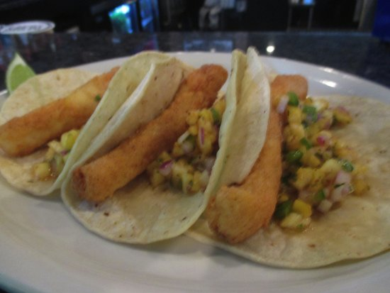 Shoreview, MN: Fish taco