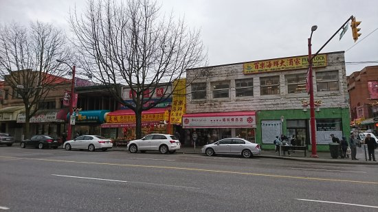 Vancouver Chinatown: One of biggest Chinatowns in North America