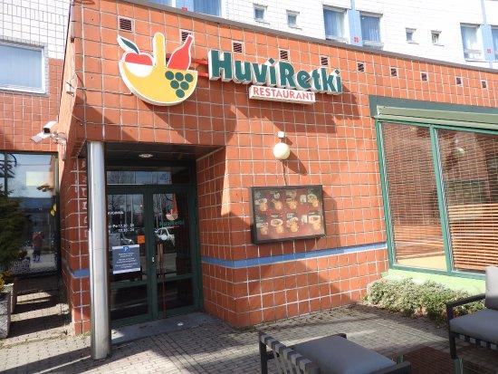 Vantaa, فنلندا: Huviretki restaurant at Cumulus, Vantaa, Finland