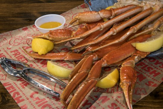 Conway, AR: crablegs