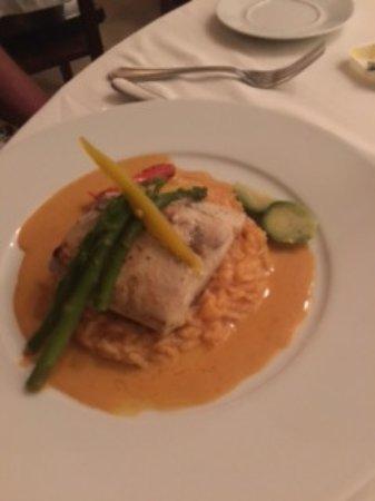 Spiga Restaurant : Mahi Mahi