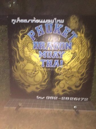 Phuket Dragon Muay Thai
