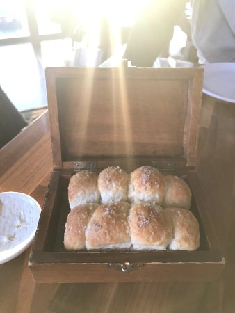 The Strand House: Parker House Rolls