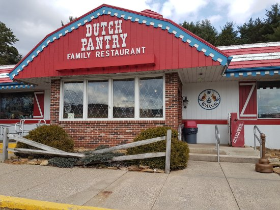 Clearfield, PA: Dutch pantry inside plus menu