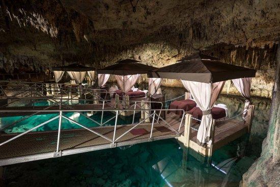 Grotto Bay Beach Resort Spa Natura Cave