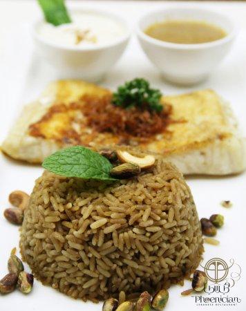 Emirate of Abu Dhabi, Zjednoczone Emiraty Arabskie: Restaurant Daily Dishes 8