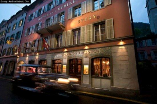 Romantik Hotel Stern Chur Tripadvisor