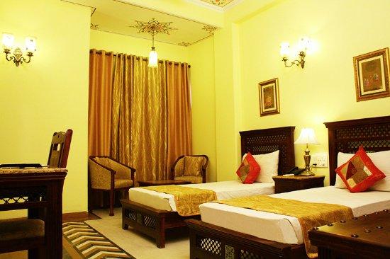 Rajputana Haveli: Super Deluxe Twin Bed