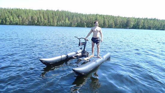 Stockholm Waterbikes