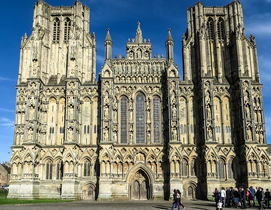 Wells Cathedral Photo