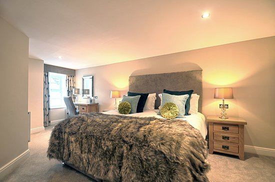 Lowick, UK: Barmoor - Superking Room