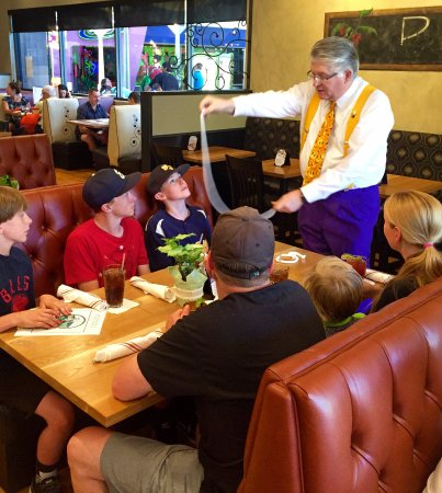 Lakewood, Kolorado: Fun at Racca's