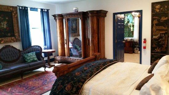 Lovettsville, Wirginia: Peacock Suite
