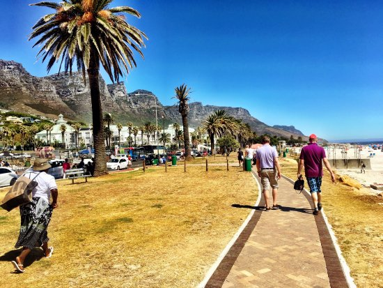 Camps Bay, Sudafrica: Camp's Bay Beach