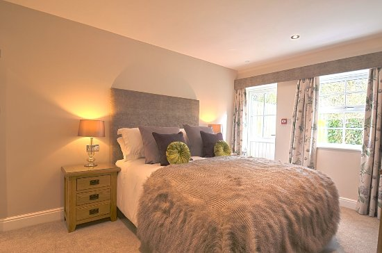 Lowick, UK: Breamish -Kingsize Room