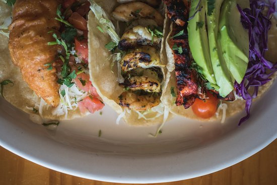 Tower 7 Baja Mexican Grill: Variety in every tortilla!