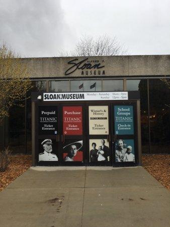 Flint, MI: Great Day At Sloan!