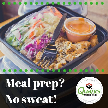 Saint Cloud, MN: Ask us about weekly meal prep ordering options!