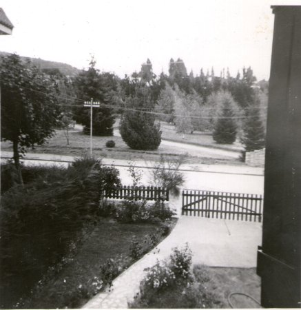 Hosteria La Paleta Del Pintor: año1963 vista desde la habitacion