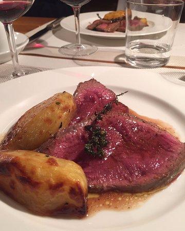 Giustino, Italia: filetto al forno