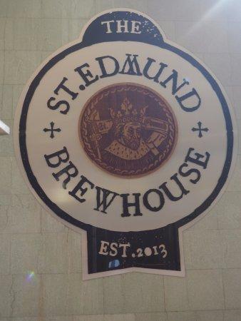 Bury St. Edmunds, UK: Greene King Brewery
