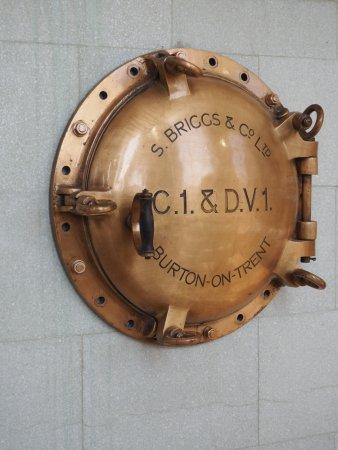 Bury St. Edmunds, UK: Greene King Brewery Bury St Edmunds